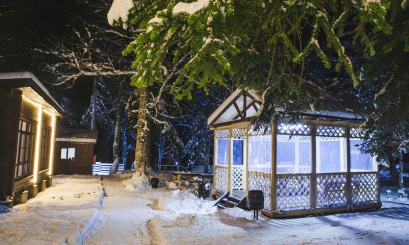 отель виктория архыз внешний вид 18