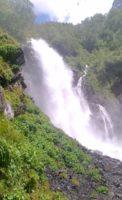 Чучхурский водопад 2
