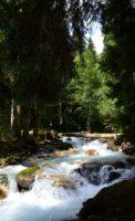 Дорога на Бадукские озера 2